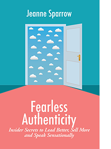 Fearless Authenticity Book Cover